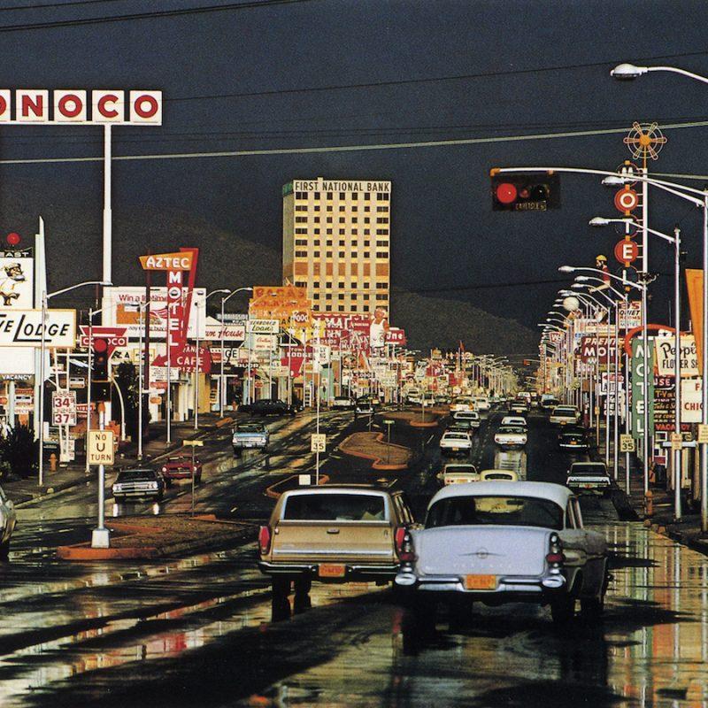 Route 66, Albuquerque, NM, 1969