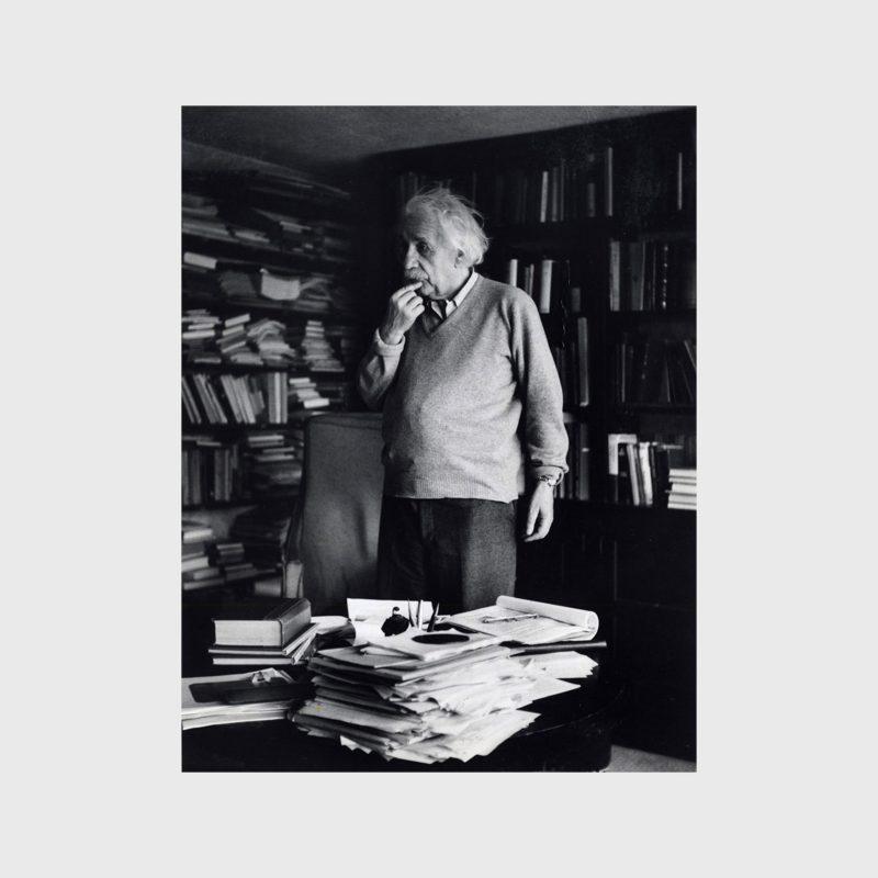 Albert Einstein, Princeton, NJ 1951