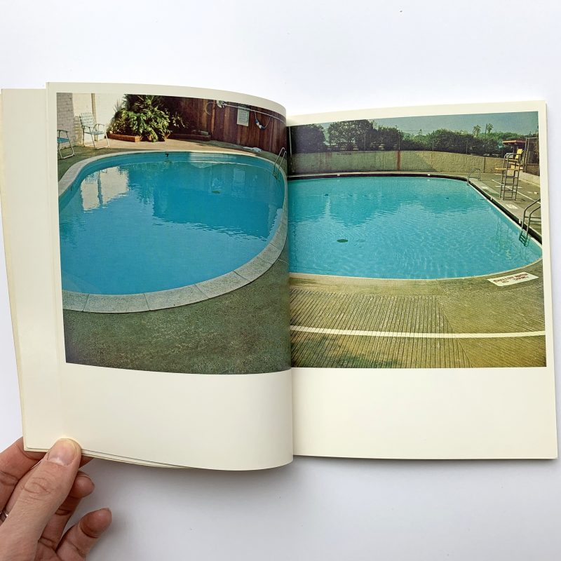 Nine Swimming Pools and a Broken Glass, 1976