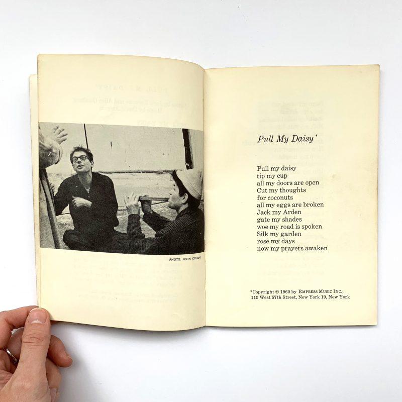 Pull My Daisy, 1961