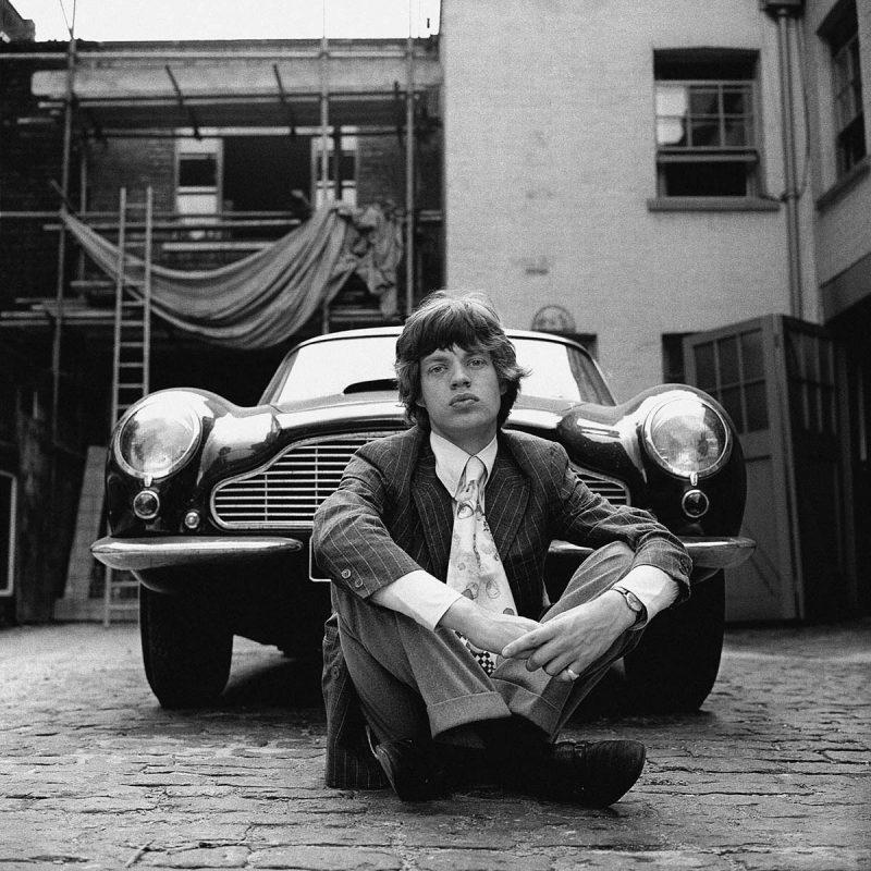 Mick and Aston, 1966