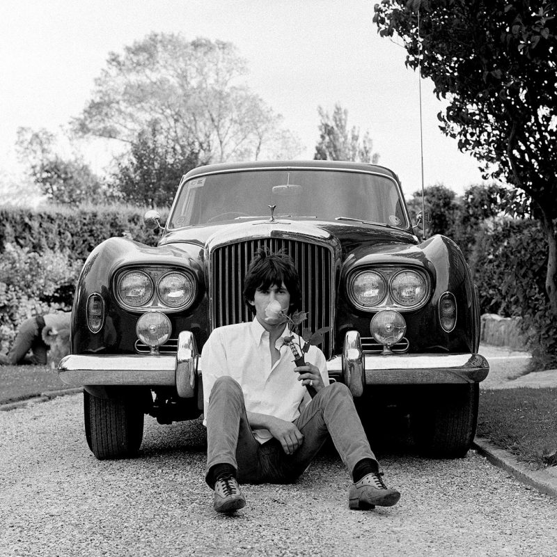 Keith with Bentley & Rose, 1966