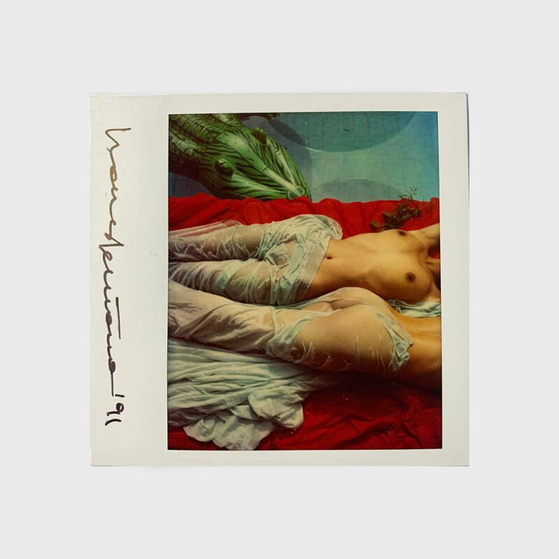 Untitled Polaroid (nudes, pool)